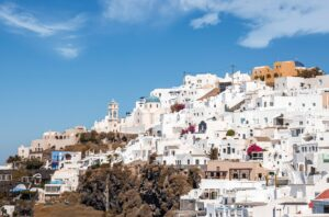 How to Plan Your Dream Santorini Vacation